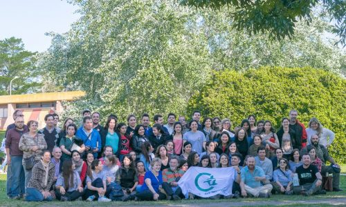 Participantes y organizadores del 3º Encuentro Nacinal de Custodios del Territorio en Tandil-Fabián Canuti